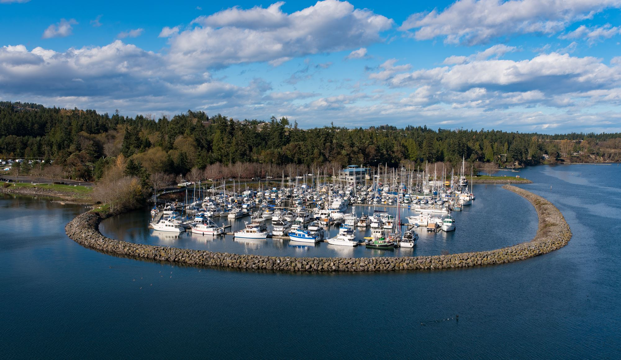 John Wayne Marina | Port of Port Angeles, WA - Official Website