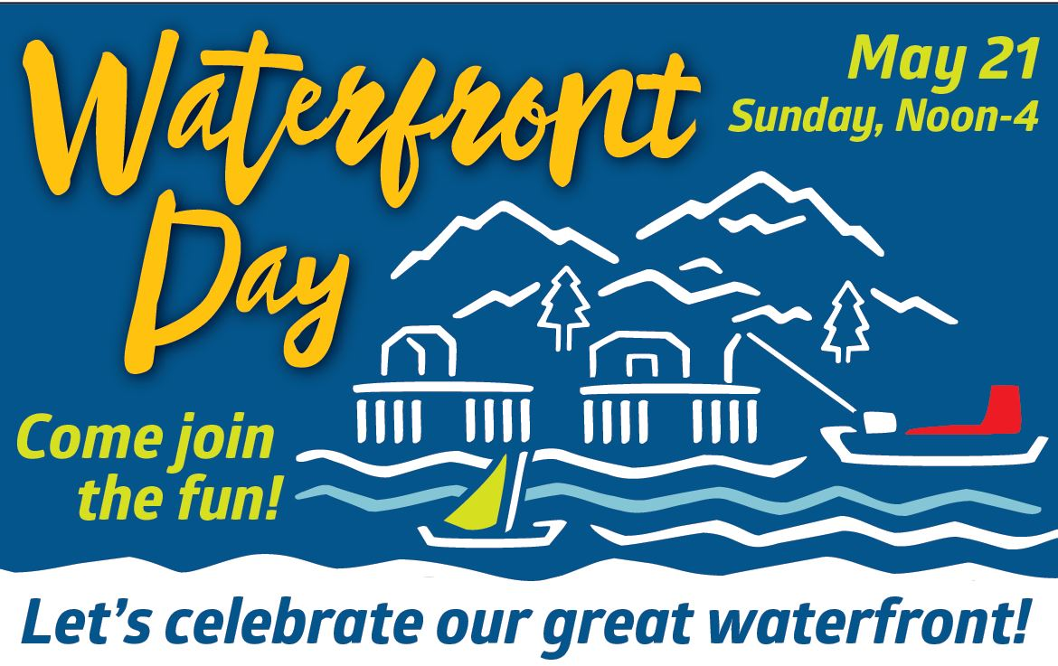 Waterfront Day Logo